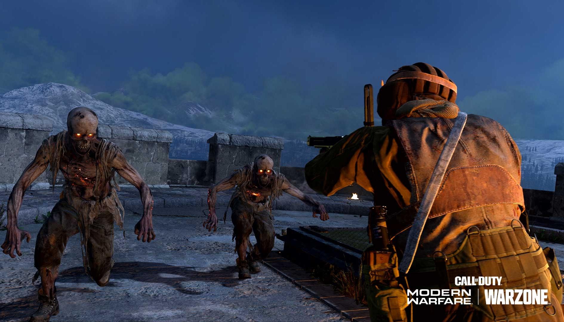 Call of Duty Warzone: aggiornamento Halloween, novità e crossover