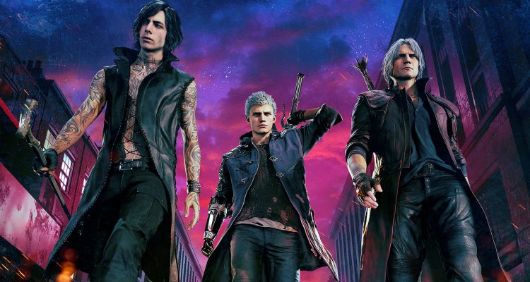 Devil May Cry 5: Xbox Series S non ce la fa, niente Ray Tracing!