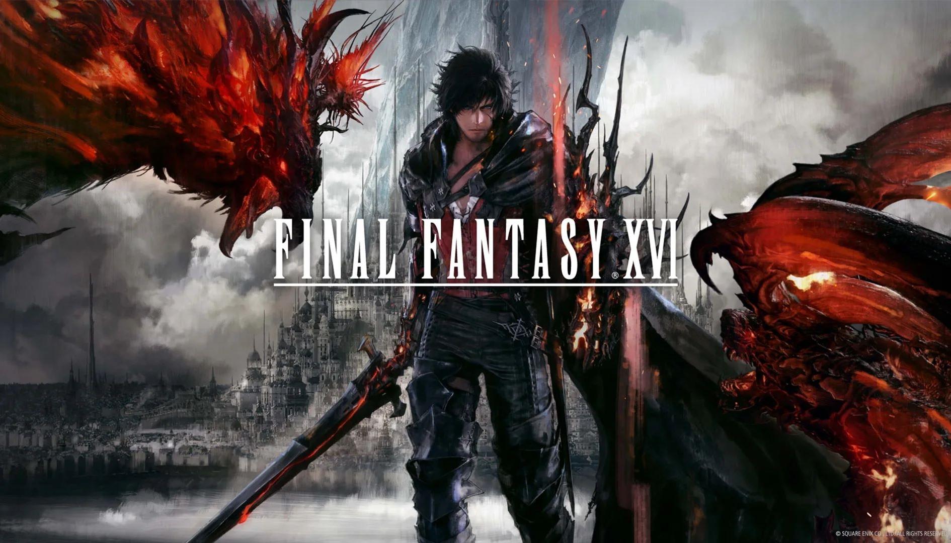 Final Fantasy 16 si svela: mondo e personaggi dell'esclusiva PS5