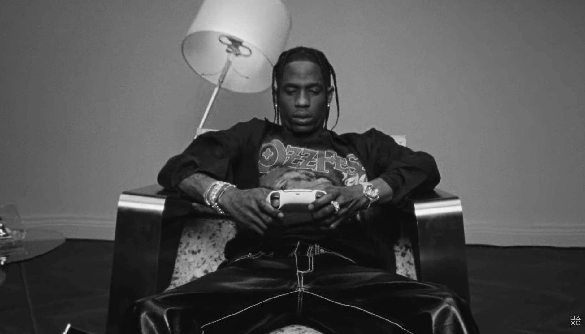 Sony avvia una partnership con Travis Scott