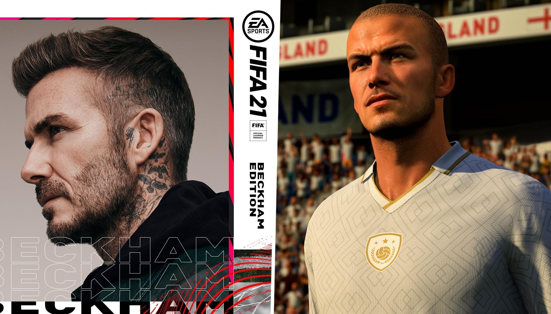 FIFA 21: Beckham torna in FUT e Volta Football, ecco come averlo