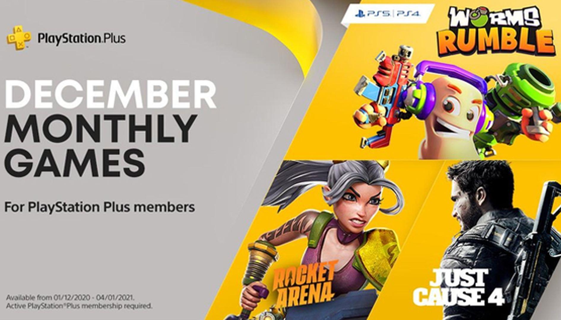 PS Plus, i giochi gratis PS4 e PS5 di dicembre 2020