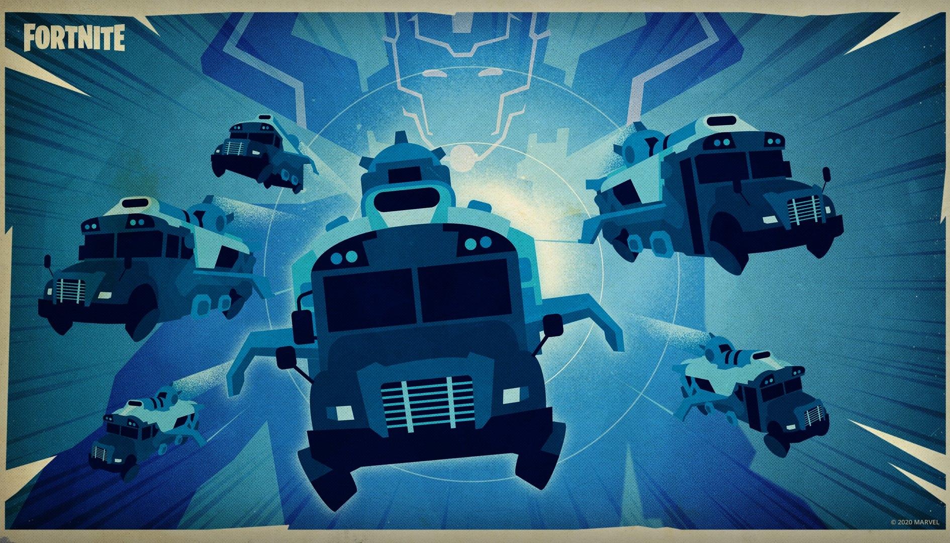 Fortnite Stagione 5: l'incredibile trailer mostra i primi dettagli