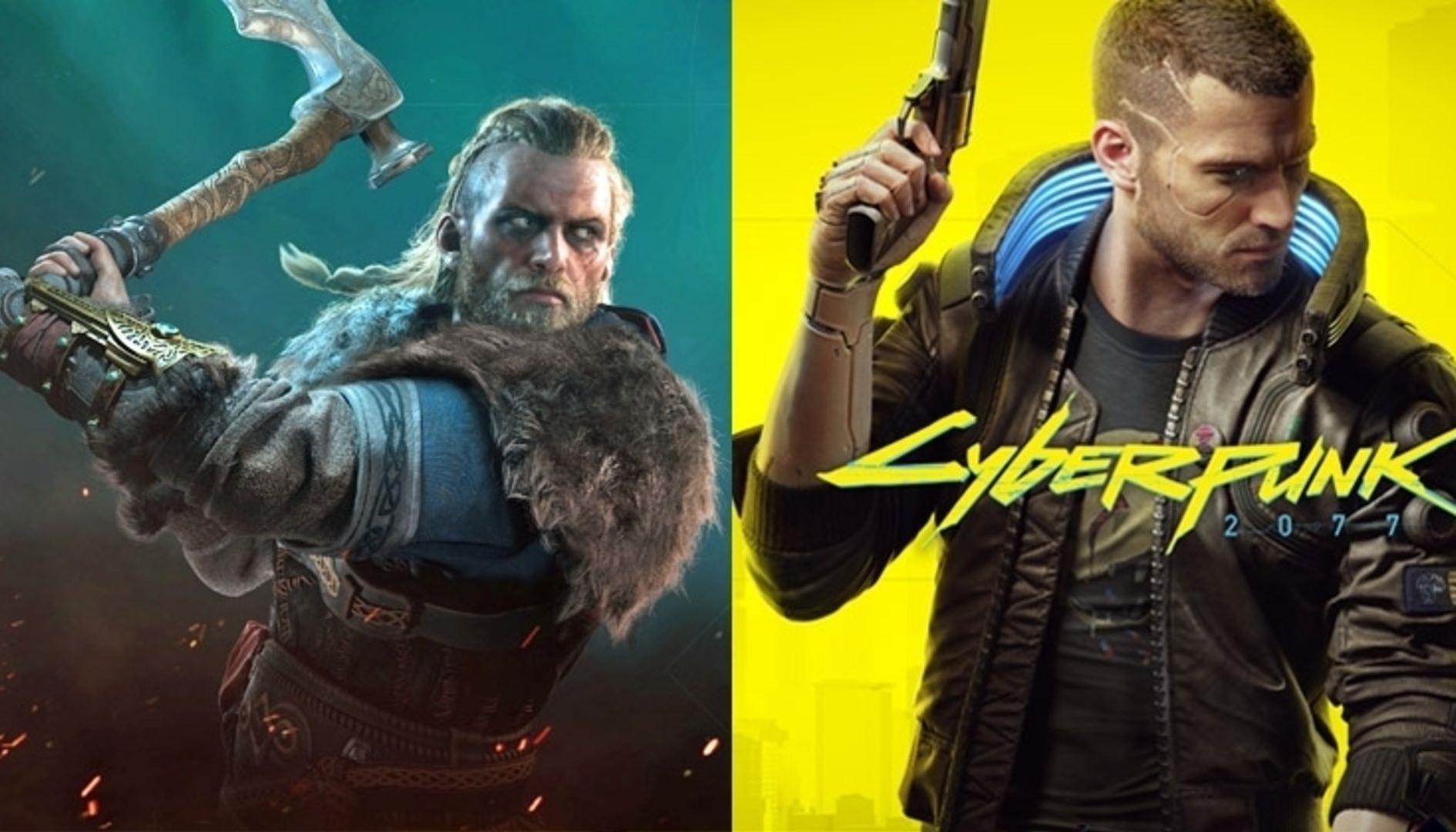 Cyberpunk 2077 e Assassin's Creed Valhalla: tra difetti ed evoluzione