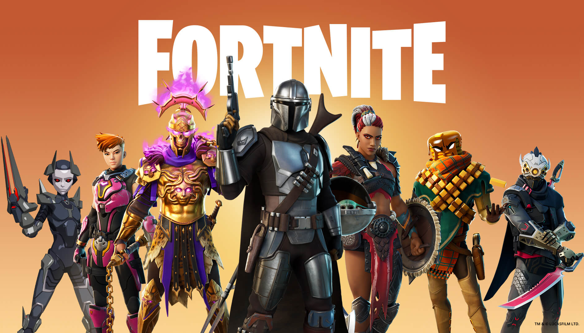 Fortnite: dopo Kratos e Master Chief in arrivo Lara Croft?